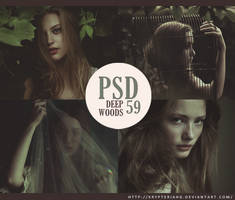 PSD 59 - Deep Woods by KrypteriaHG