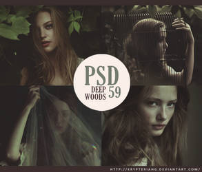 PSD 59 - Deep Woods