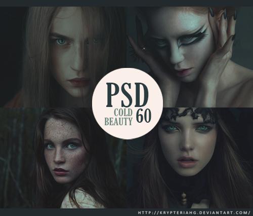 PSD 60 - Cold Beauty