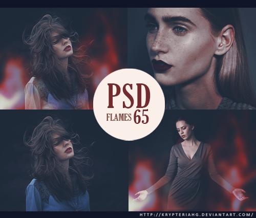 PSD 65 - Flames