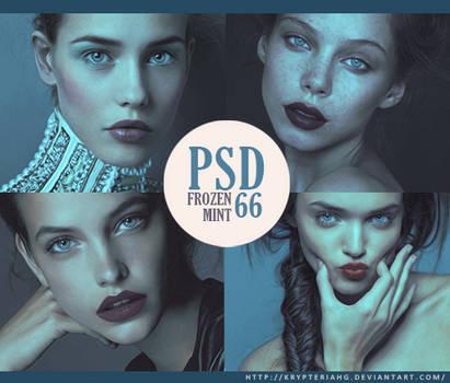 PSD 66 - Frozen Mint