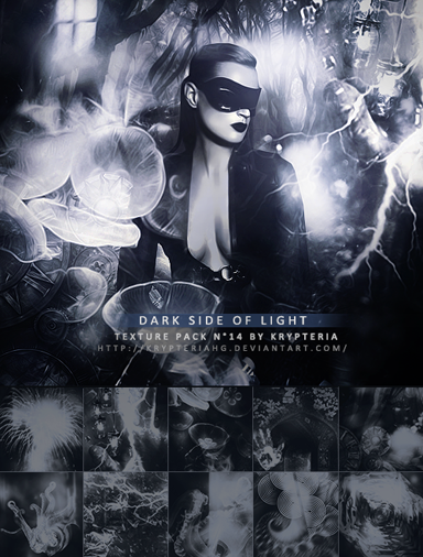Texture Pack 14 - Dark Side of Light by KrypteriaHG