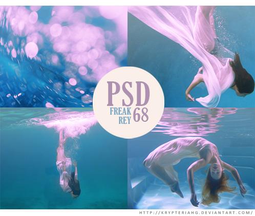 PSD 68 - Freak Rey