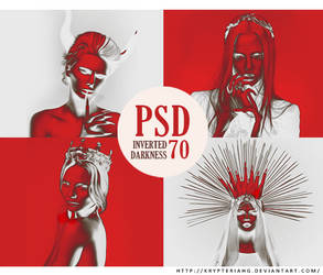 PSD 70 - Inverted Darkness