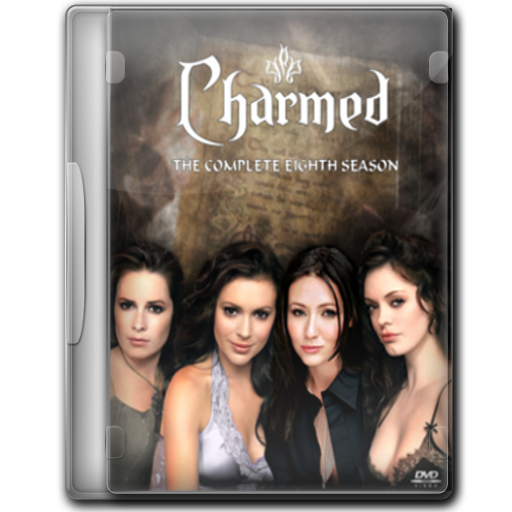 Charmed seasons 1-8 by coollsmalls