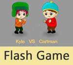Kyle VS Cartman