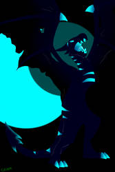 Blue Death by CERBERUS253