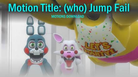 MMD Jump Fail DL