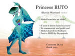 MMD Princess Ruto (Hyrule Warriors) DL
