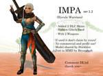 MMD Impa (Hyrule Warriors) DL