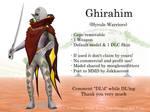 MMD Ghirahim (Hyrule Warriors) DL