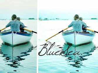 BlueSea - Action. by feelingsofthesky