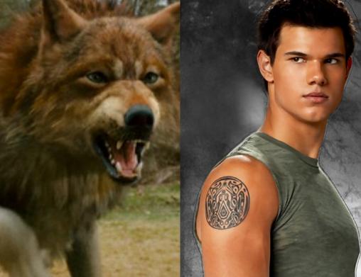 jacob black werewolf transformation - photo #14