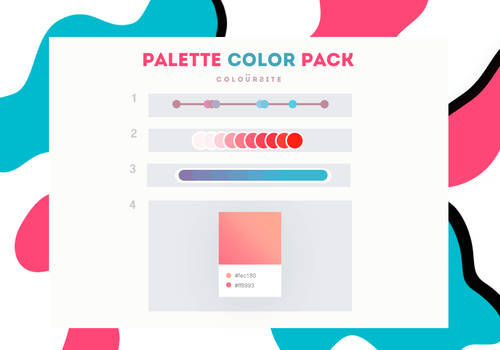 Palette Color Pack By C0loursite
