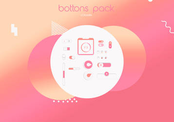 Bottons Pack By C0loursite