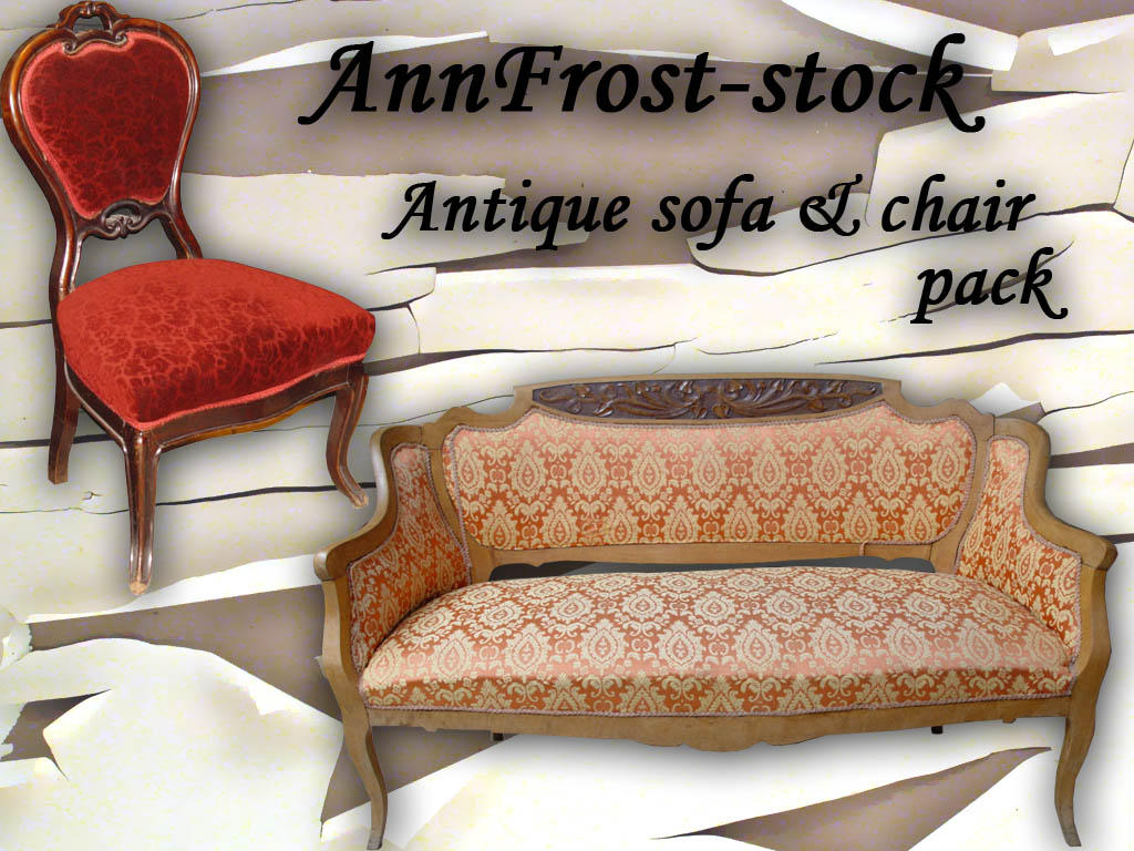 Sofa And Chair Pack By Annfrost Stock On Deviantart
