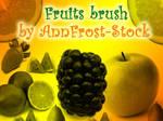 Fruits brush