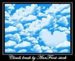 Clouds brush