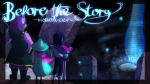 Deltarune - Before the Story - visualizer - by v0idless