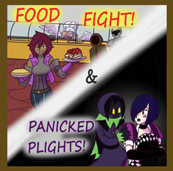 Carnival Town- Food Fights and Panicked Plight by Deterex525