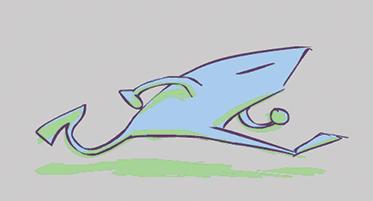 animated Mook Lope Circle
