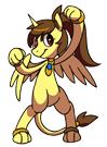 Sphinx Pony Oriental Dance by ZIOM5000