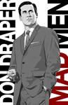 Mad Men - Don Draper Poster