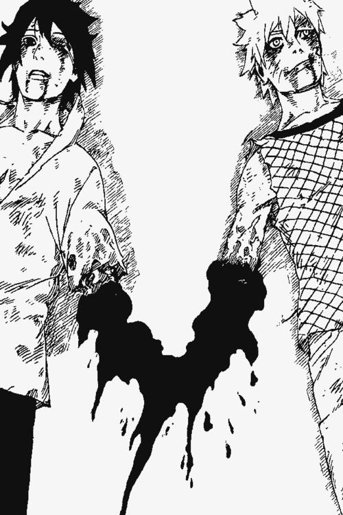 De mi... SASUNARU FANFIC YAOI ONESHOT NARUTO FINAL by konohanauzumaki
