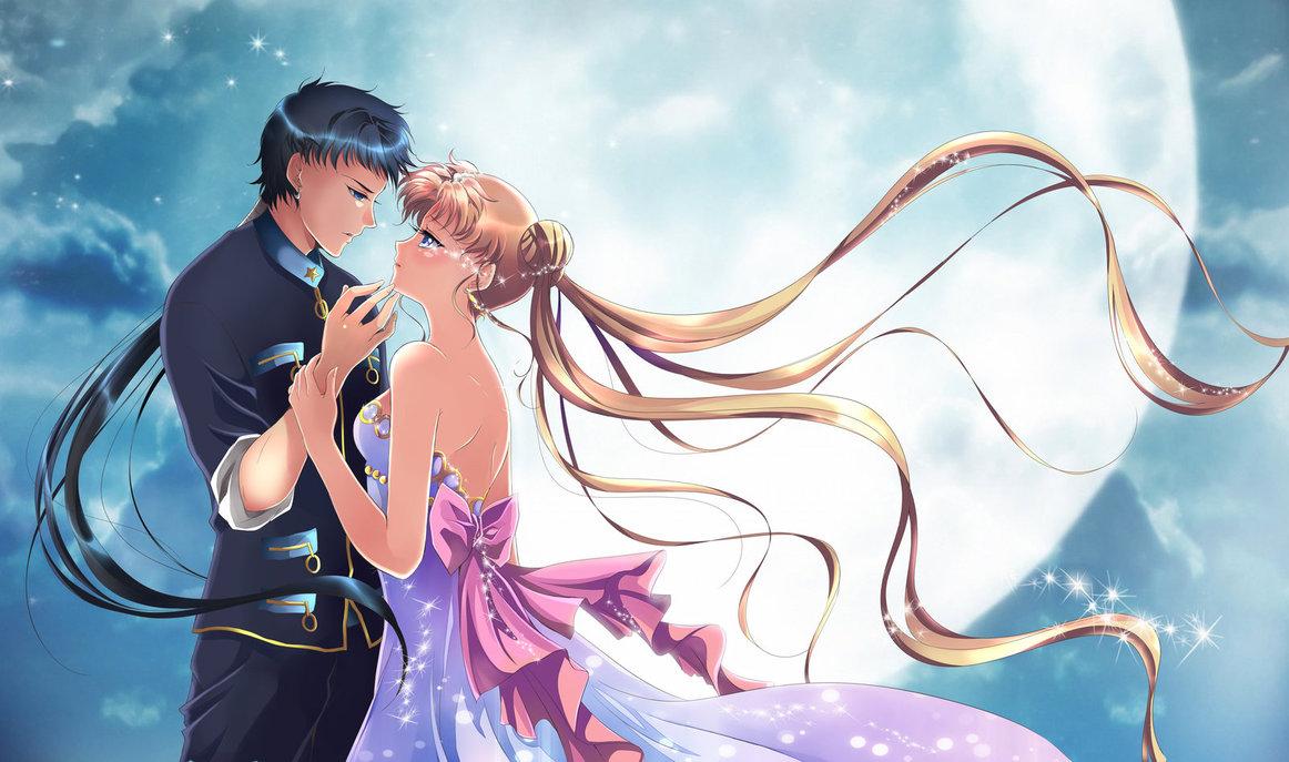 Serena X Seiya Fanfic Sailor Moon Seiya x Usagi by konohanauzumaki