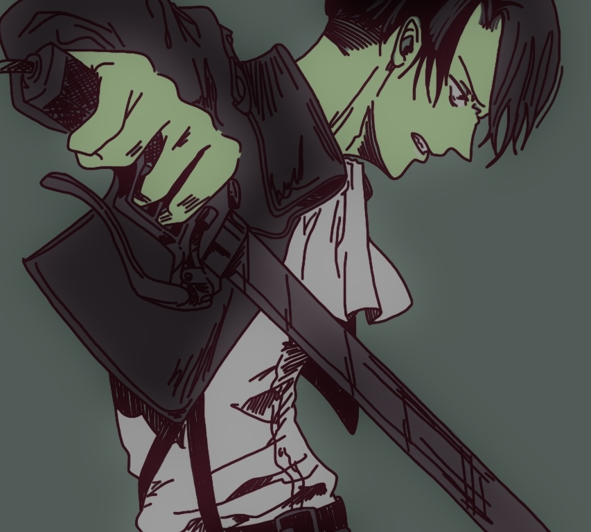 Reader x Levi) Dead Hope (Side A) by CandyAppleKiss on