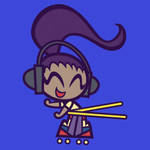 Chibi Saturn Dance