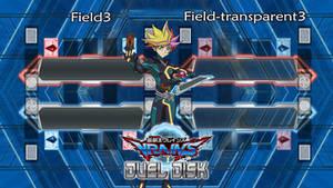 YGOPRO Field3 - Duel Disk VRAINS V1.2 (Download)
