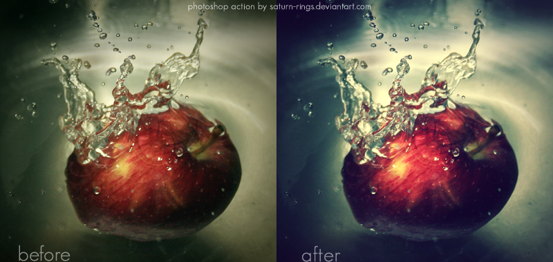 Photoshop Action 25 by saturn-rings