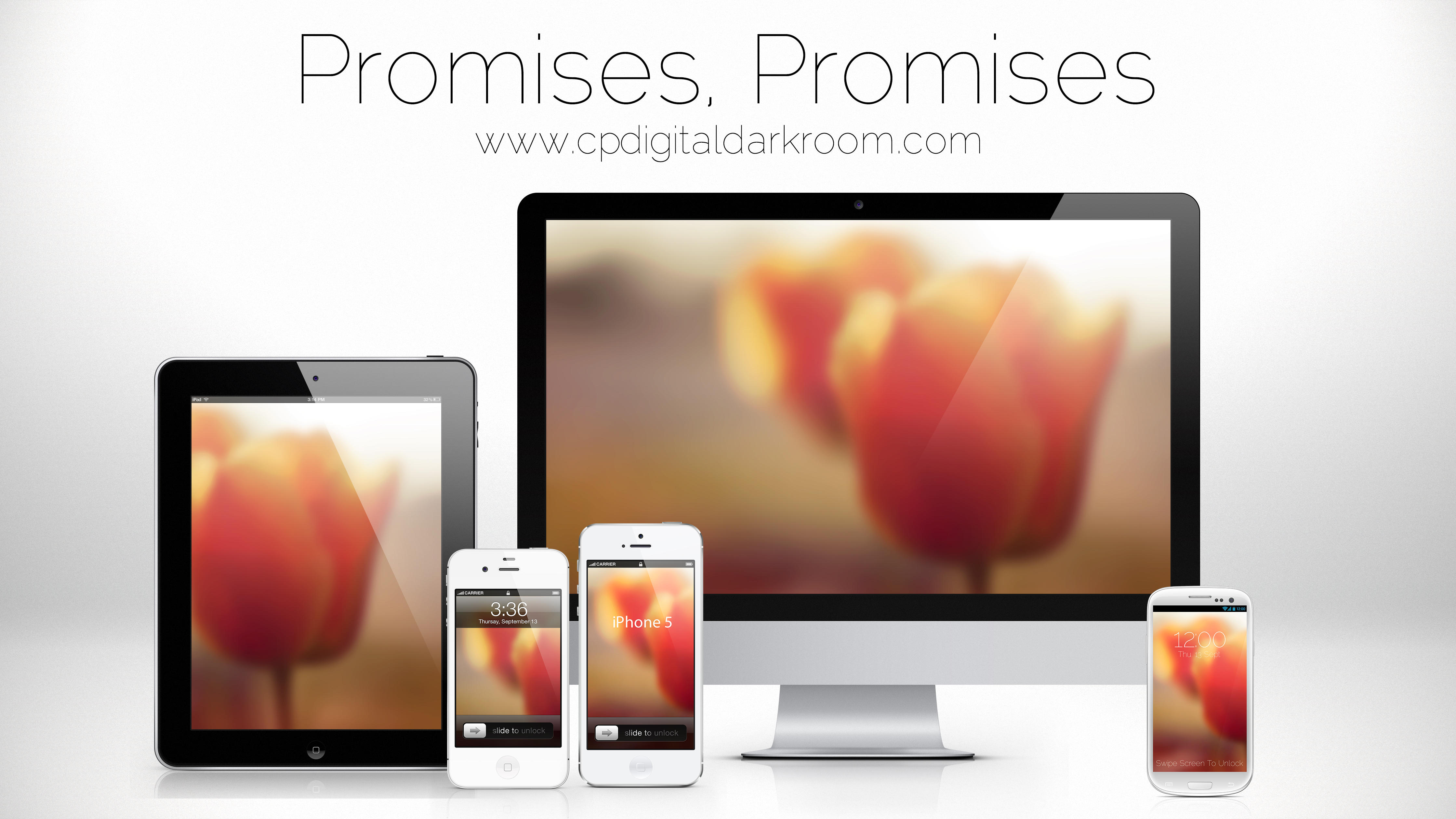 Promises Wallpaper Pack By CPDigitalDarkroom