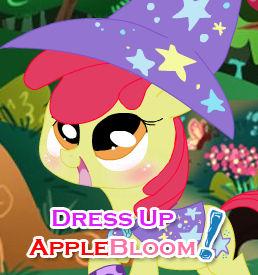Dress Up Applebloom