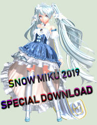 [Future Tone]  Snow Miku 2019 [SPECIAL DOWNLOAD] by Yonaka-Tokotoro