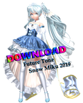 [Future Tone]  Snow Miku 2019 [SPECIAL DOWNLOAD]