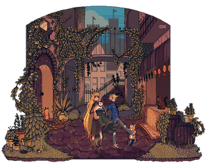 Cattyland Pixels