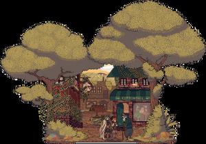 Cottontail Pixels