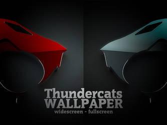 Thundercats 3D Wallpaper by SteaM10