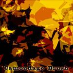 Camouflage Brush