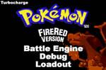 Pokemon Fire Red - BattleDebug