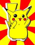 Caramell Pikachu