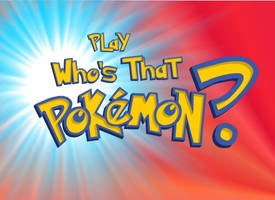 Who's That Pokemon? by Turbocharge0