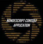 NondescriptConsoleApplication