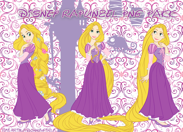 Disney Rapunzel Png Pack by Primadonnagirly