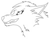 Wolf animation test by Swe-Dragon
