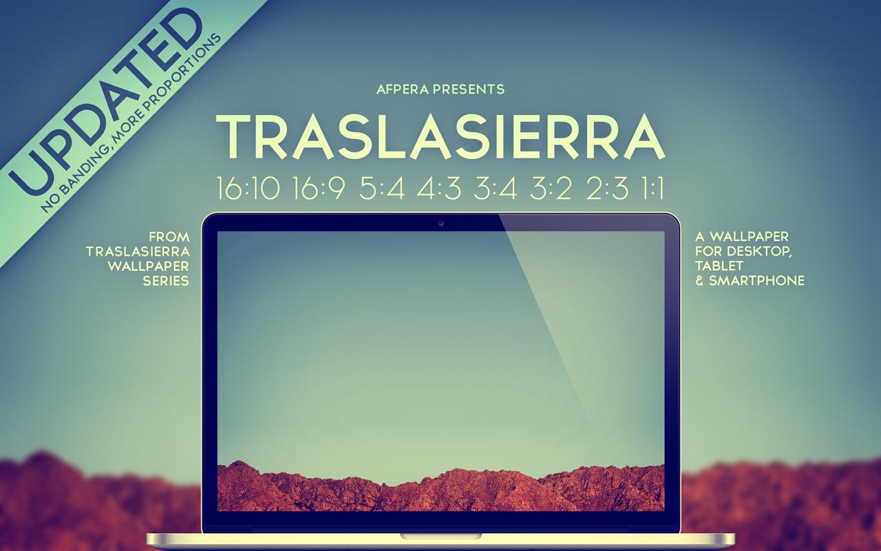TRASLASIERRA