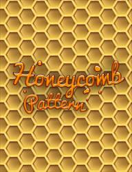HONEYCOMB Seamless pattern by zandrasandoval
