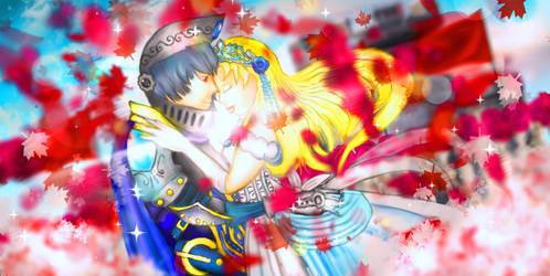 [CE2] My Dearest Knight In Shining Armour